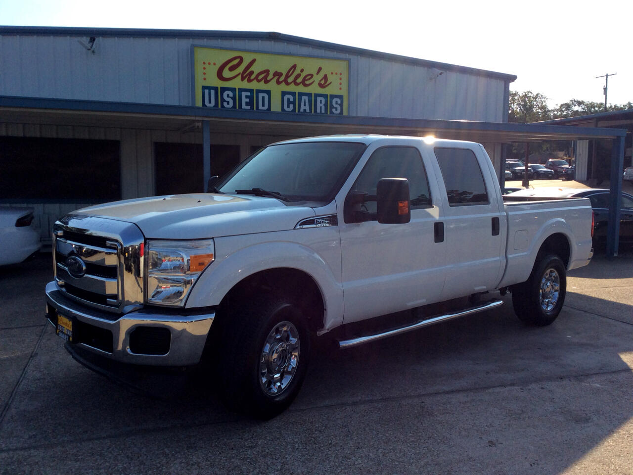 2014 Ford Super Duty F-250 Crew Cab 156
