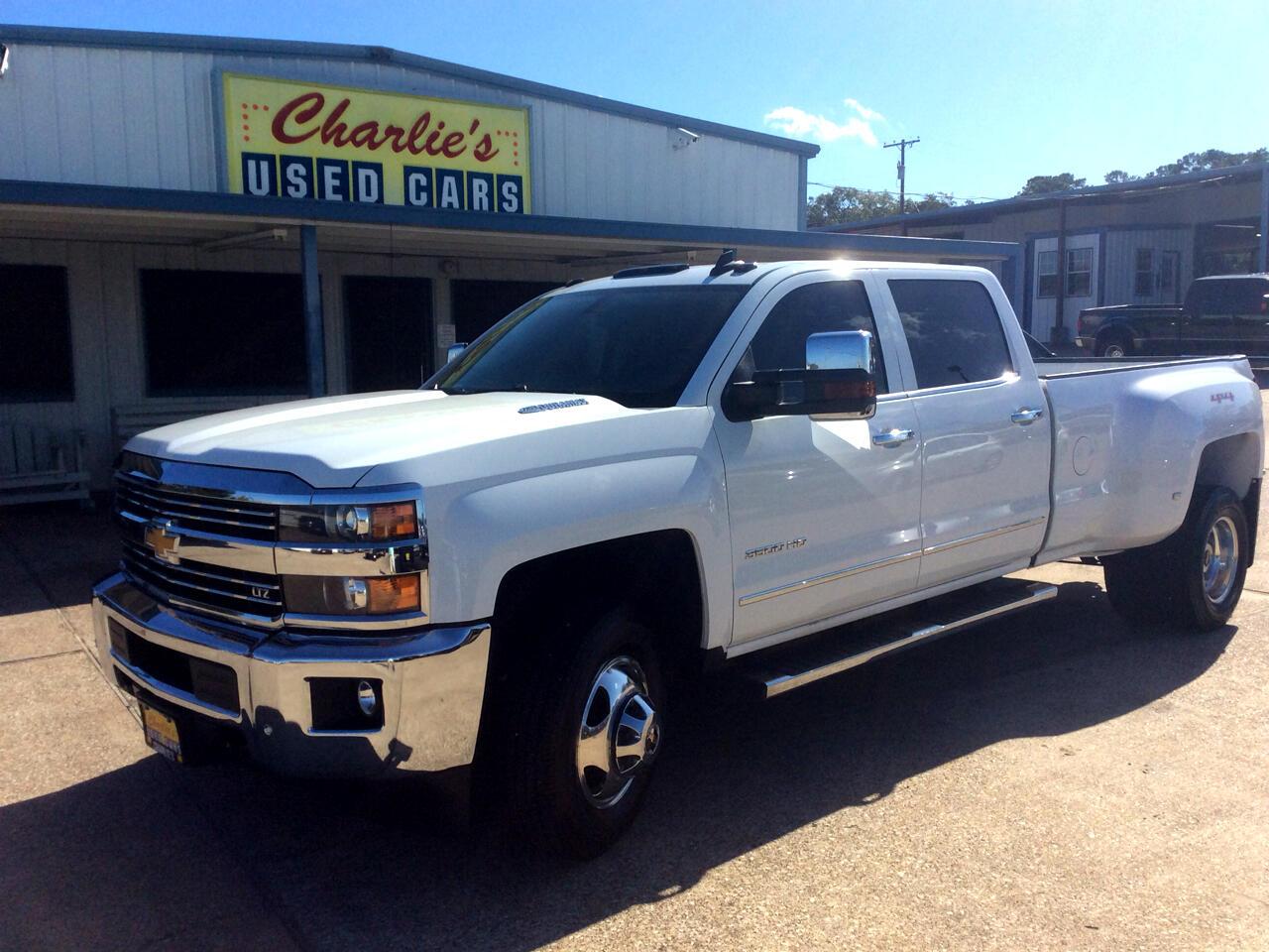 Chevrolet Silverado 3500HD  2015