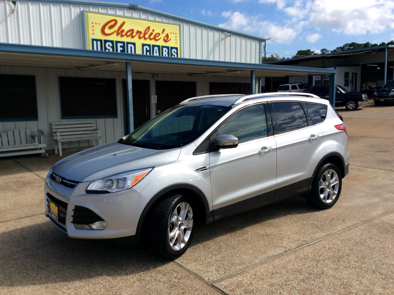2014 Ford Escape 2WD Titamium