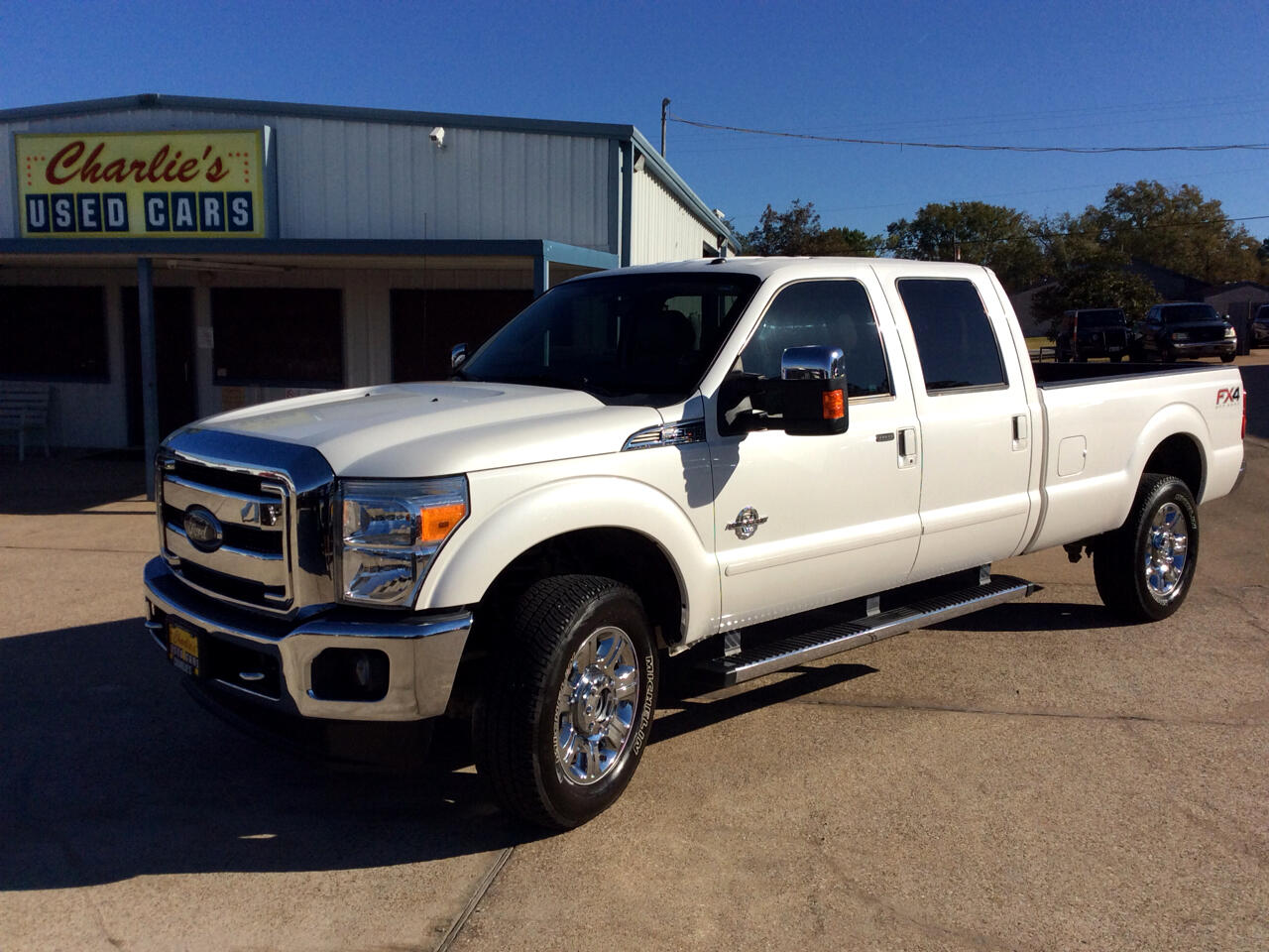 2016 Ford Super Duty F-350 SRW 4WD Lariat LWB