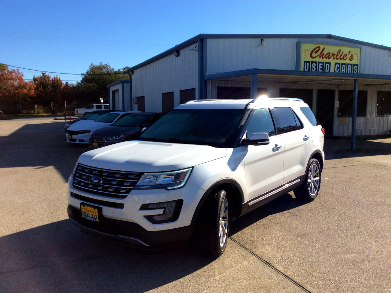 2017 Ford Explorer Limited 2WD