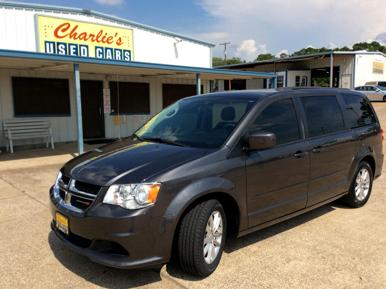 Dodge Grand Caravan 4dr Wgn SXT 2016