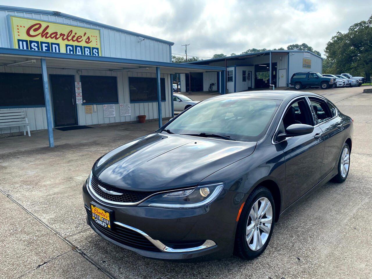 Chrysler 200 4dr Sdn Limited 2016
