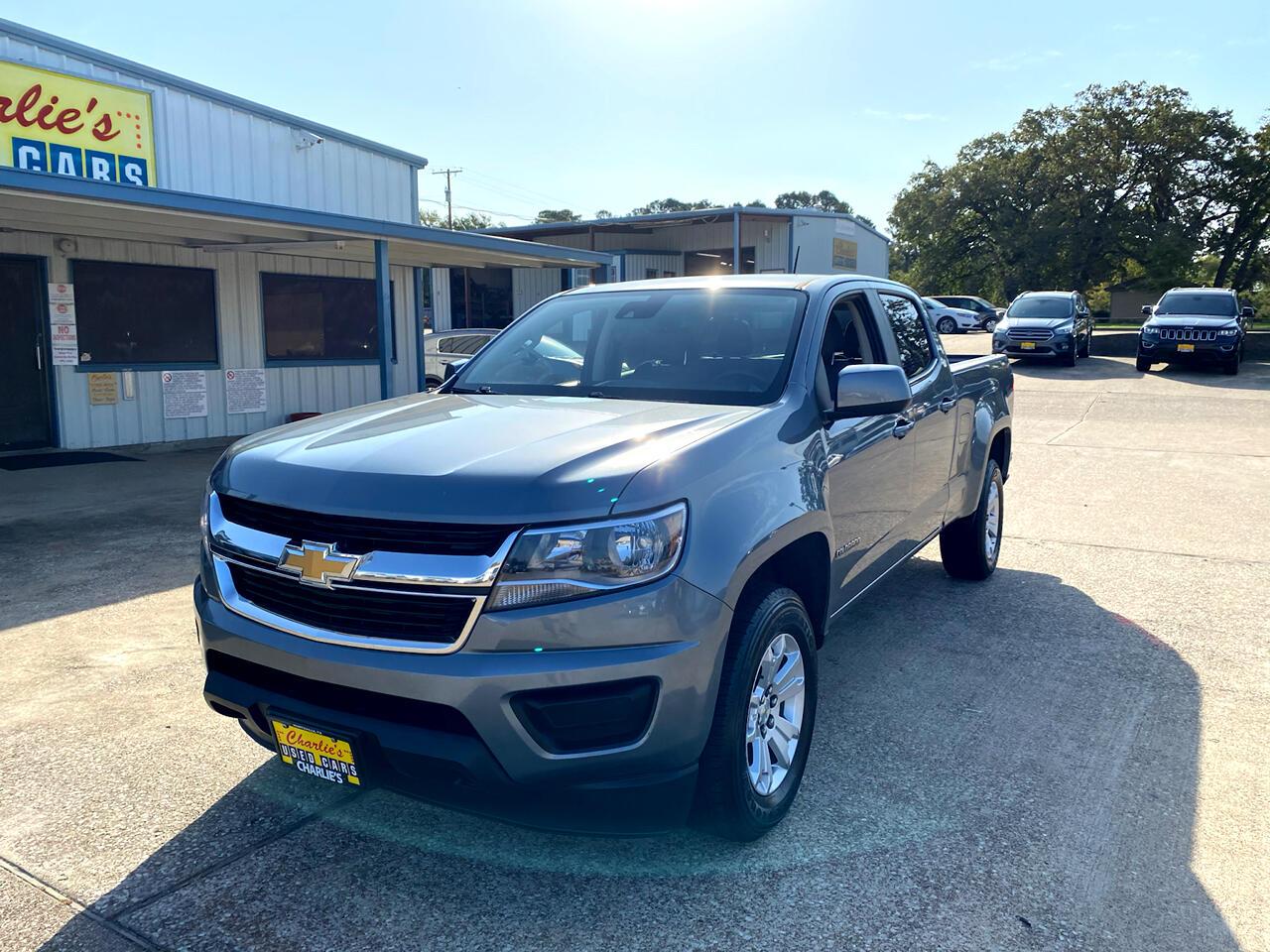 Chevrolet Colorado 1LT Crew Cab 4WD 2018