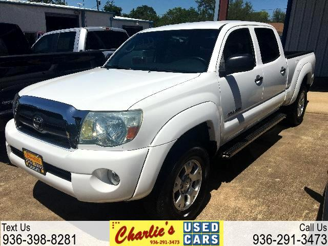 2005 Toyota Tacoma PreRunner Double Cab Long Bed V6 2WD