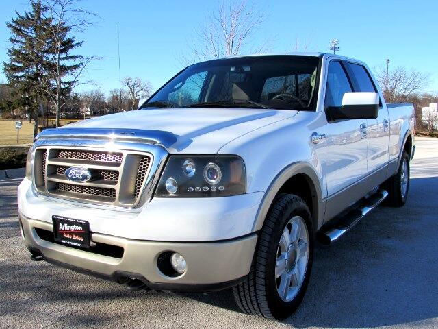 2007 Ford F-150 King Ranch 4WD SuperCrew 6.5' Box
