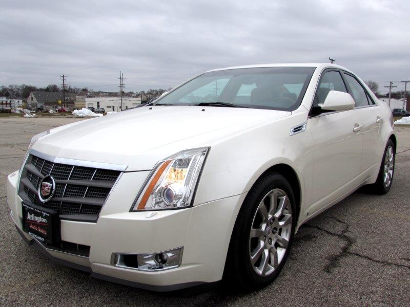 2008 Cadillac CTS 3.6L Luxury AWD