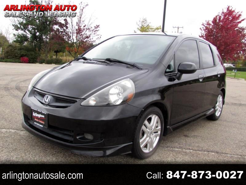 Honda Fit Sport 5-Speed AT 2008