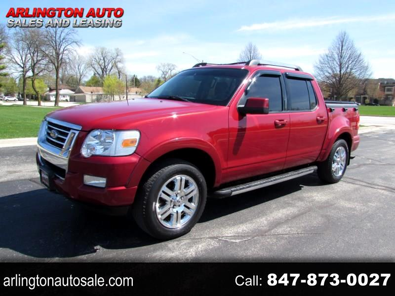 Ford Explorer Sport Trac Limited 4.0L 4WD 2010