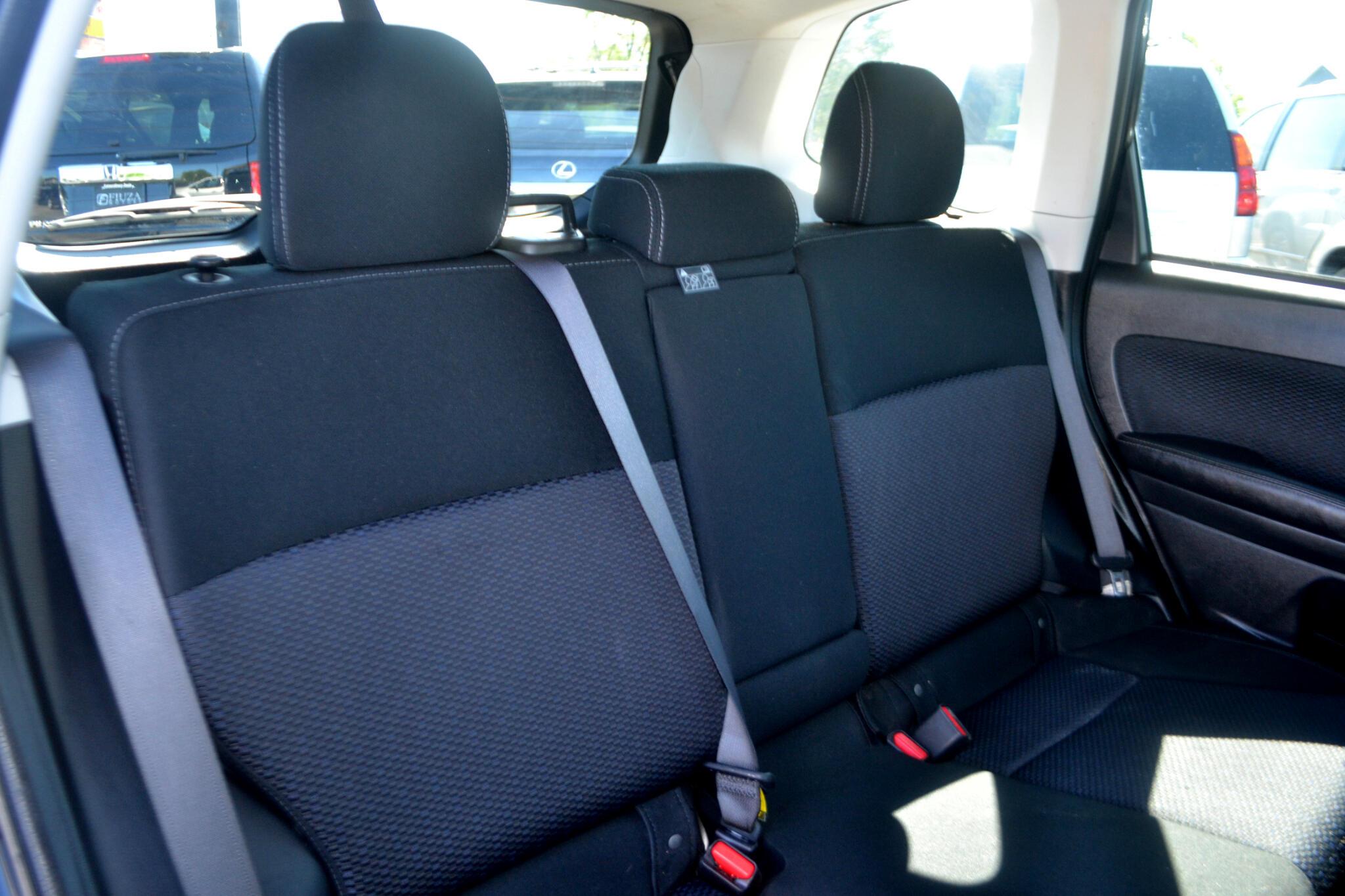 2018 Subaru Forester 2.5i Premium PZEV CVT