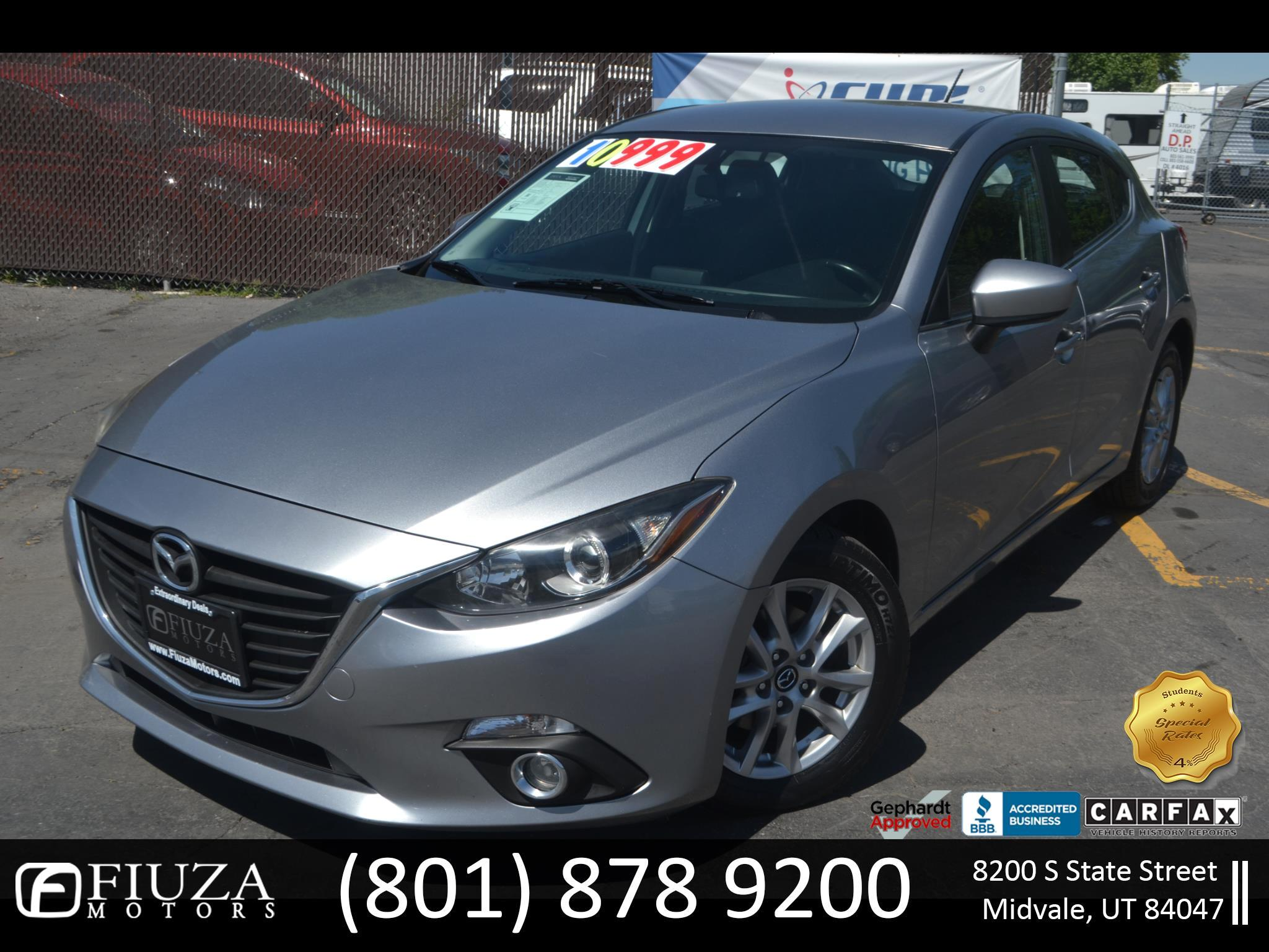 2014 Mazda MAZDA3 i Touring AT 5-Door