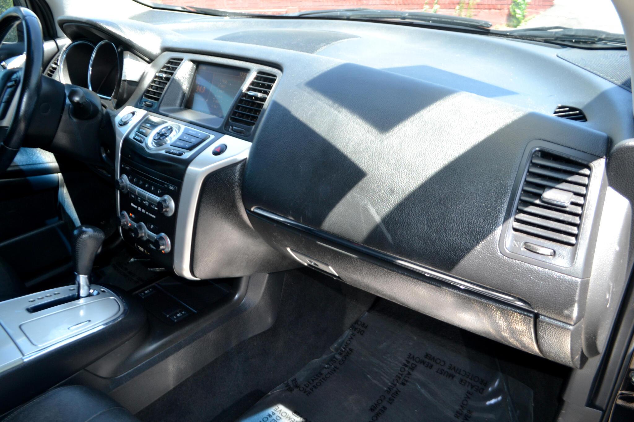 2009 Nissan Murano 2017.5 AWD SL