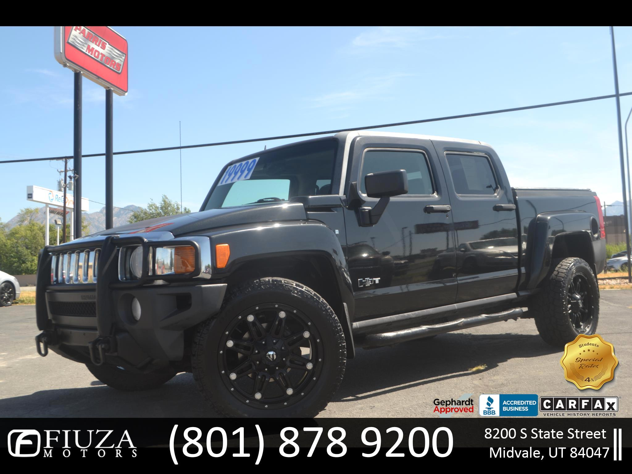Used 14 Hummer H14T in Midvale, UT | Auto.com | 14GNEN114E14981148828 | used h3t hummer for sale