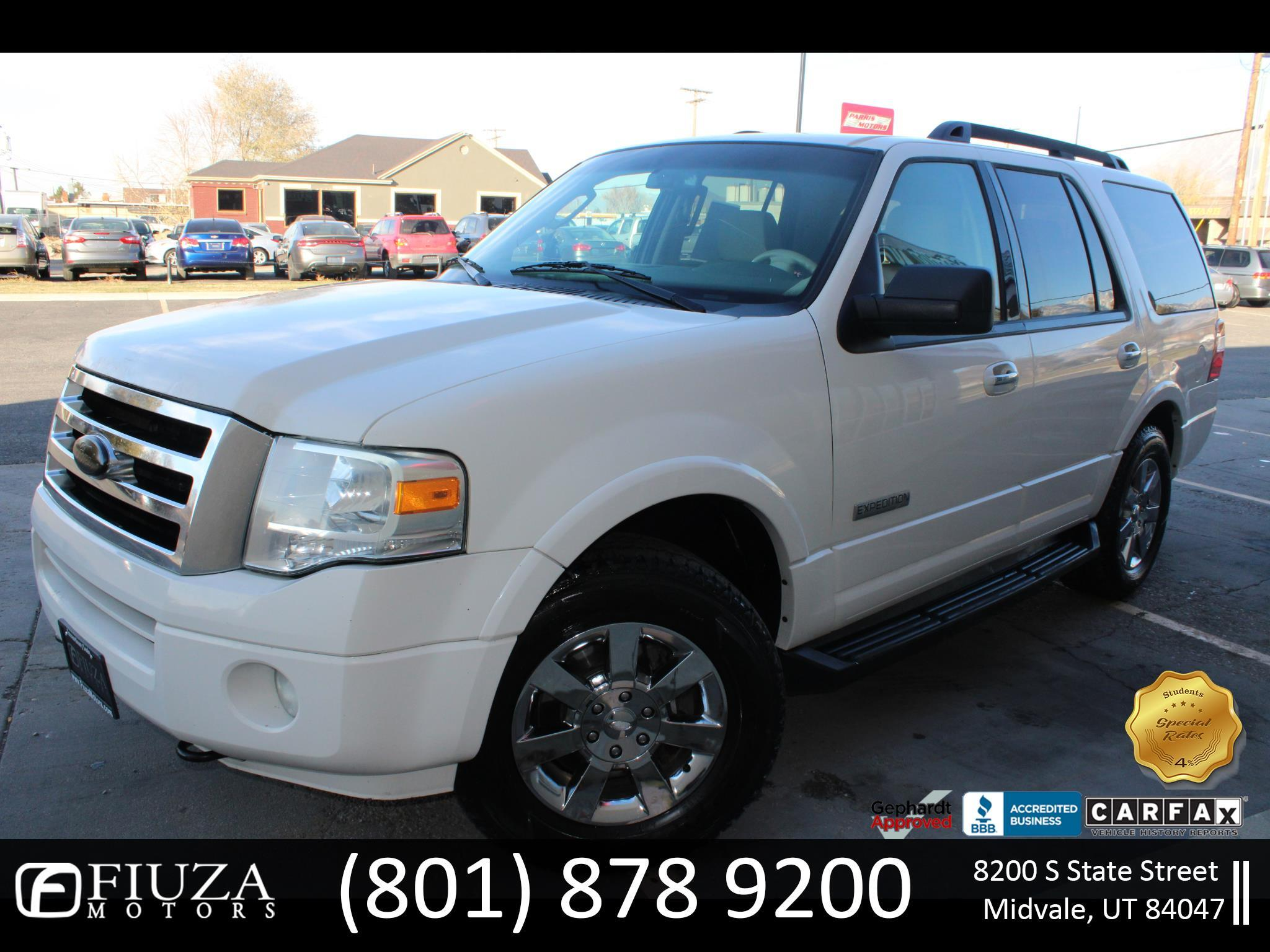Ford Expedition XLT 4WD 2008