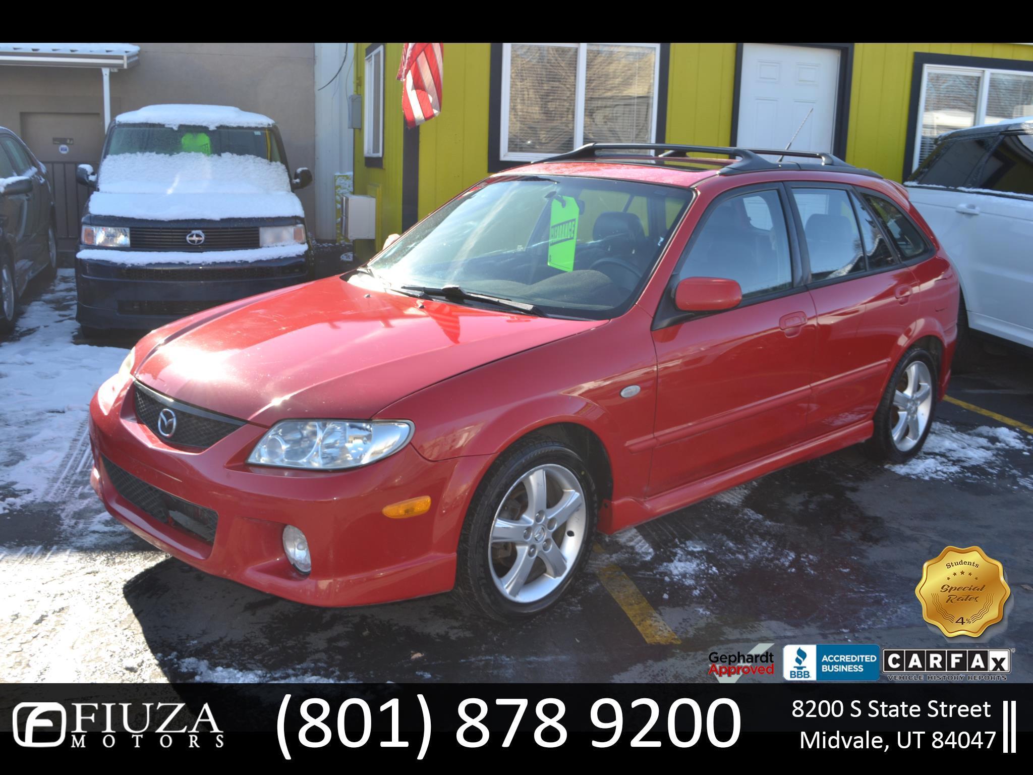 Mazda Protege5 Sport Wagon 2002