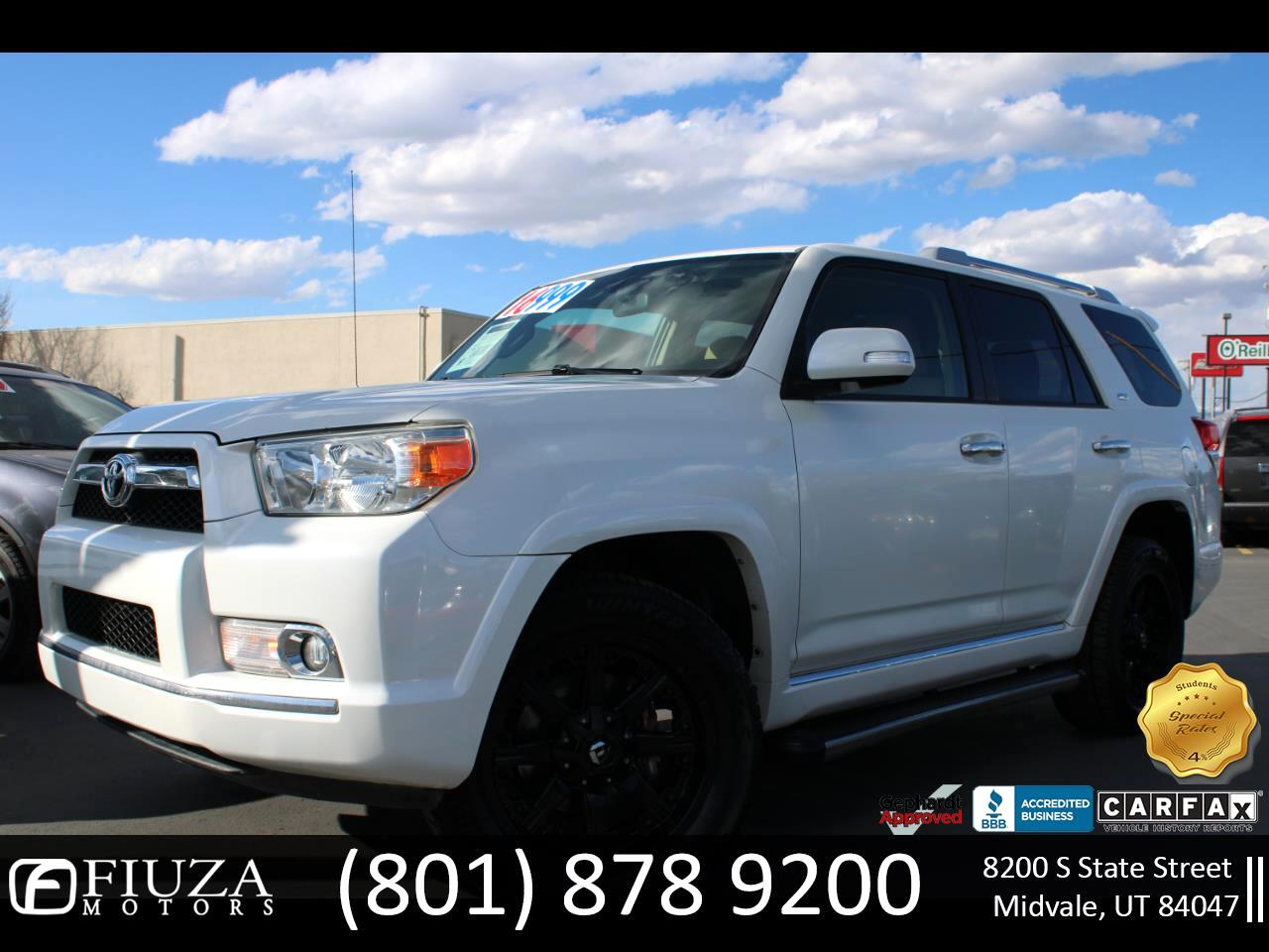 Toyota 4Runner Trail 4WD 2011