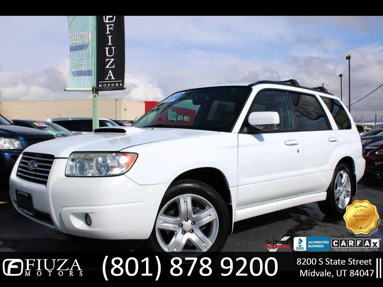 Subaru Forester 2.5XT Limited 2008