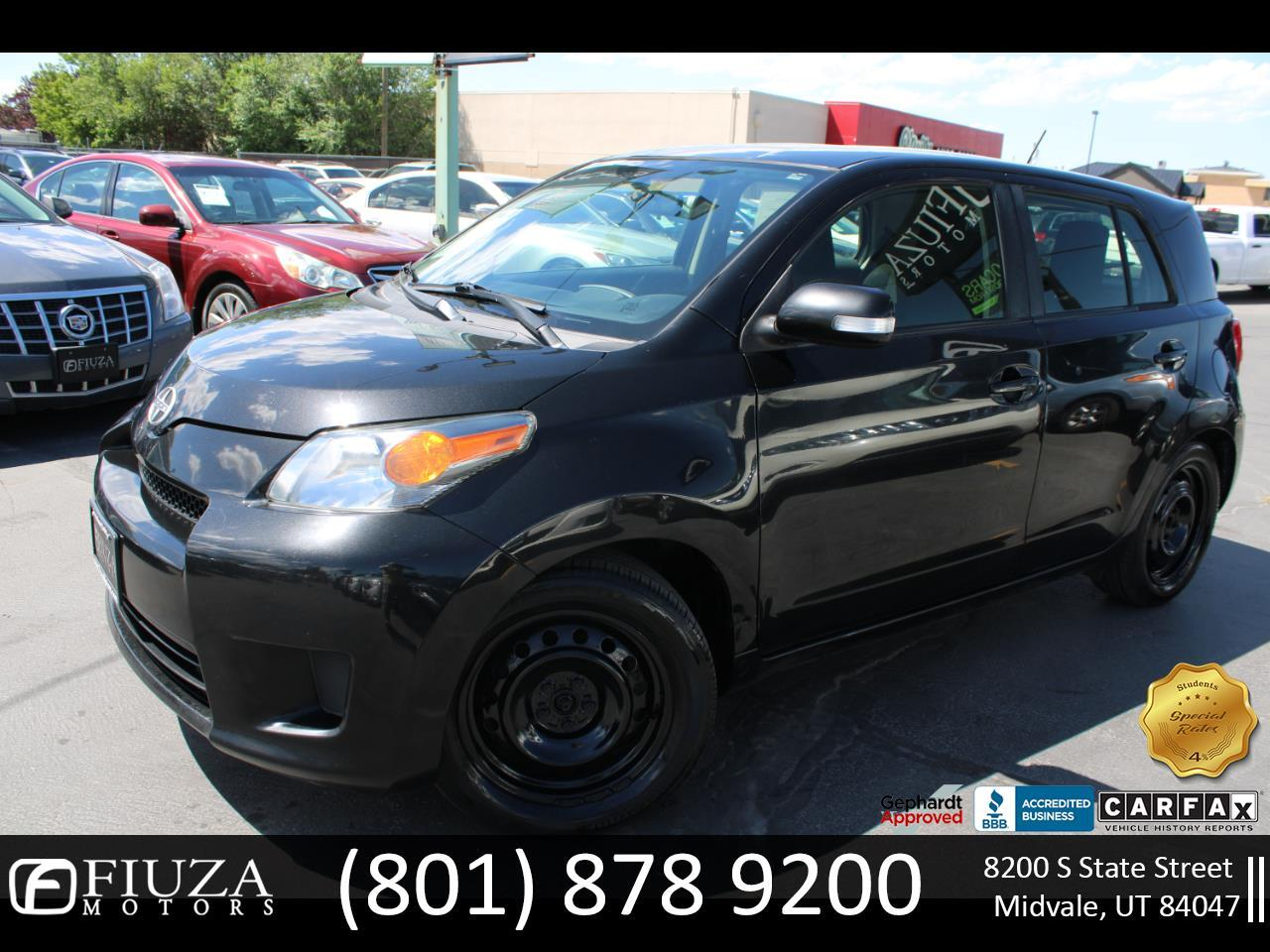 Scion xD 5dr HB Man (Natl) 2013