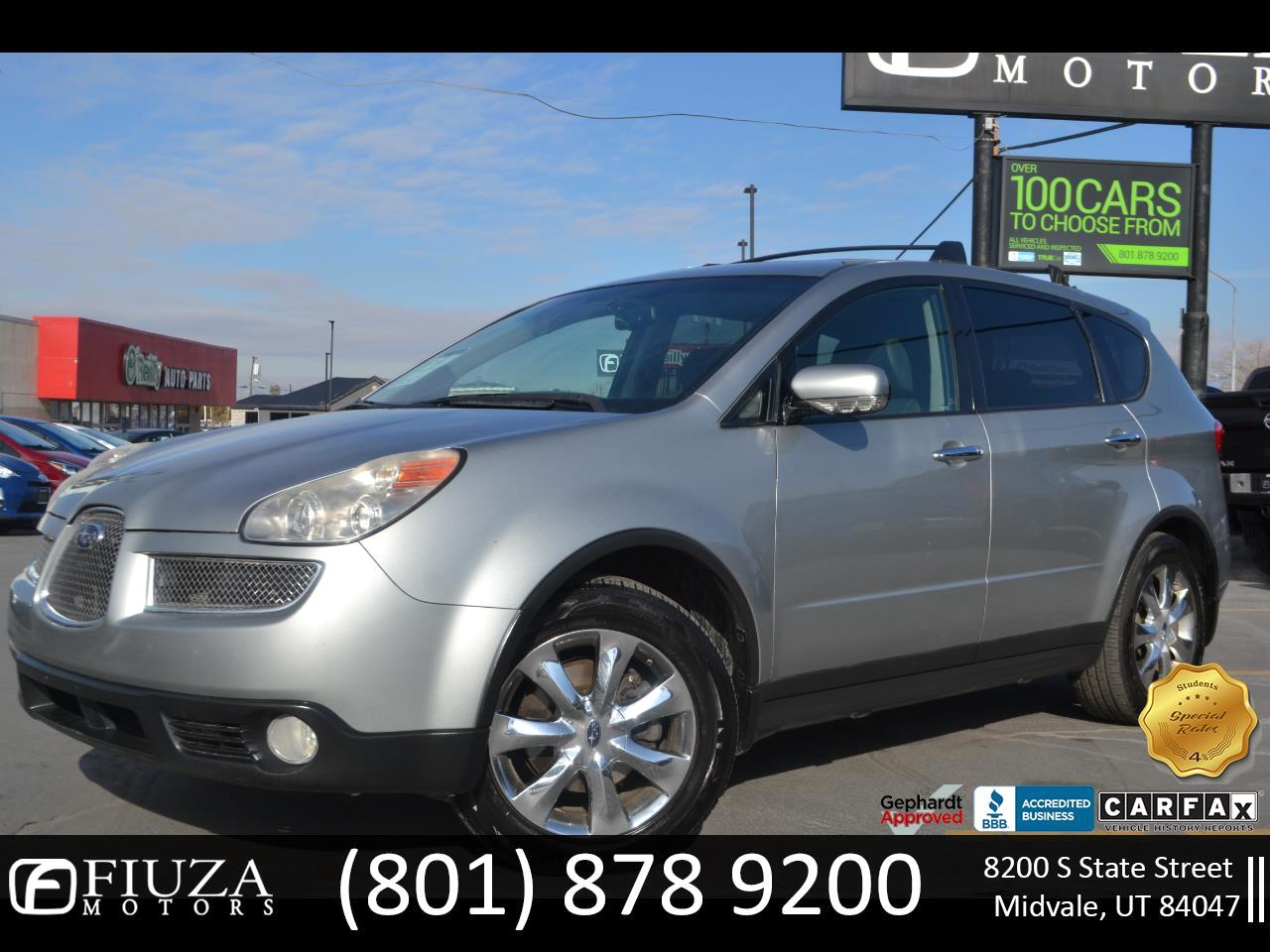 Subaru B9 Tribeca AWD 4dr 7-Pass Ltd w/DVD/Navi Gray 2007