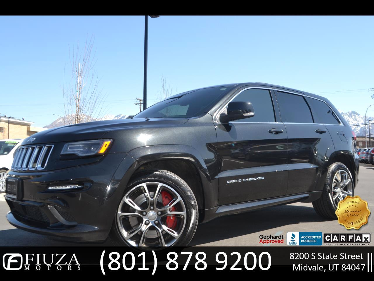 Jeep Grand Cherokee 4WD 4dr SRT 2015
