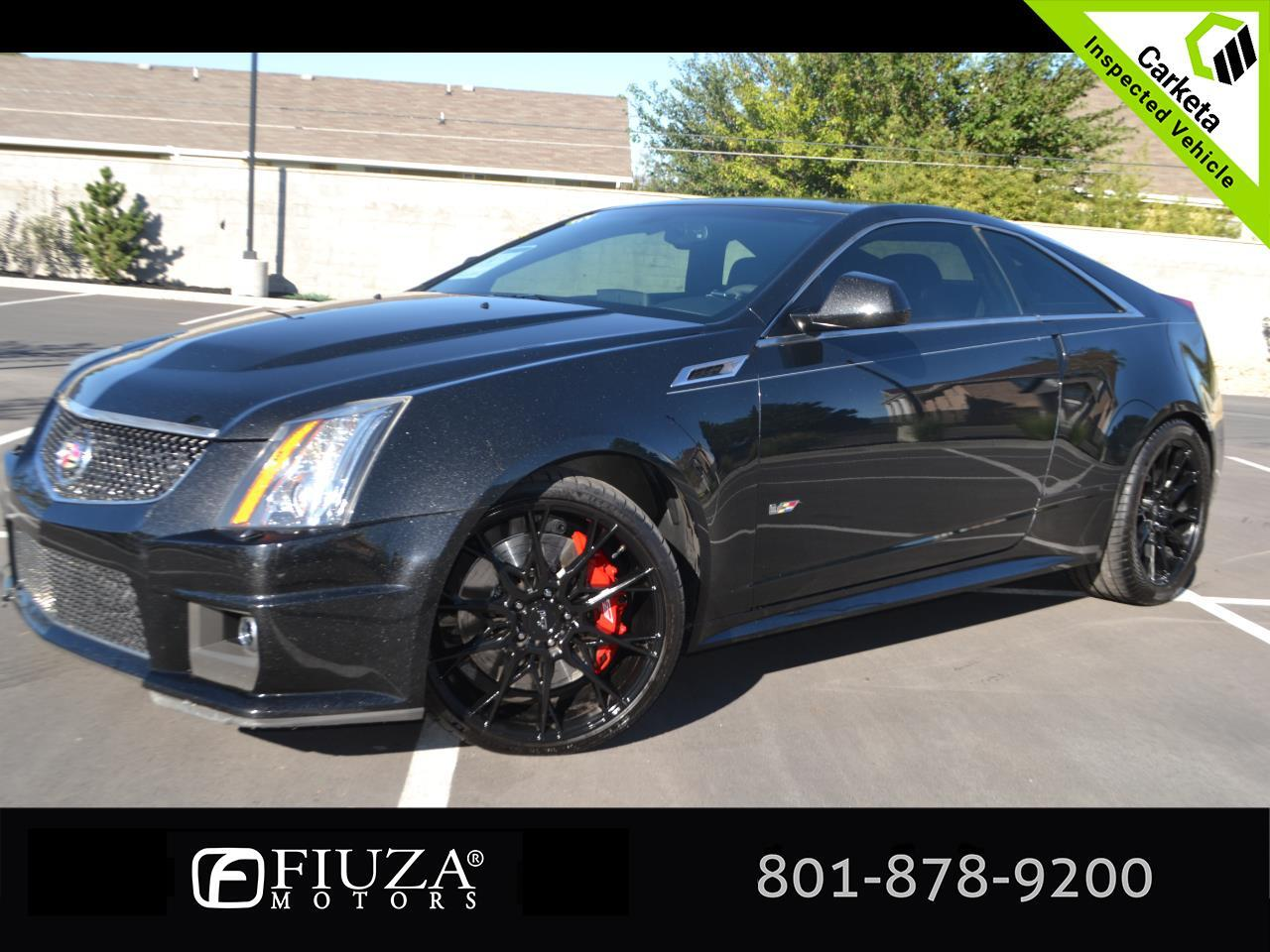 Cadillac CTS-V Coupe 2dr Cpe 2015