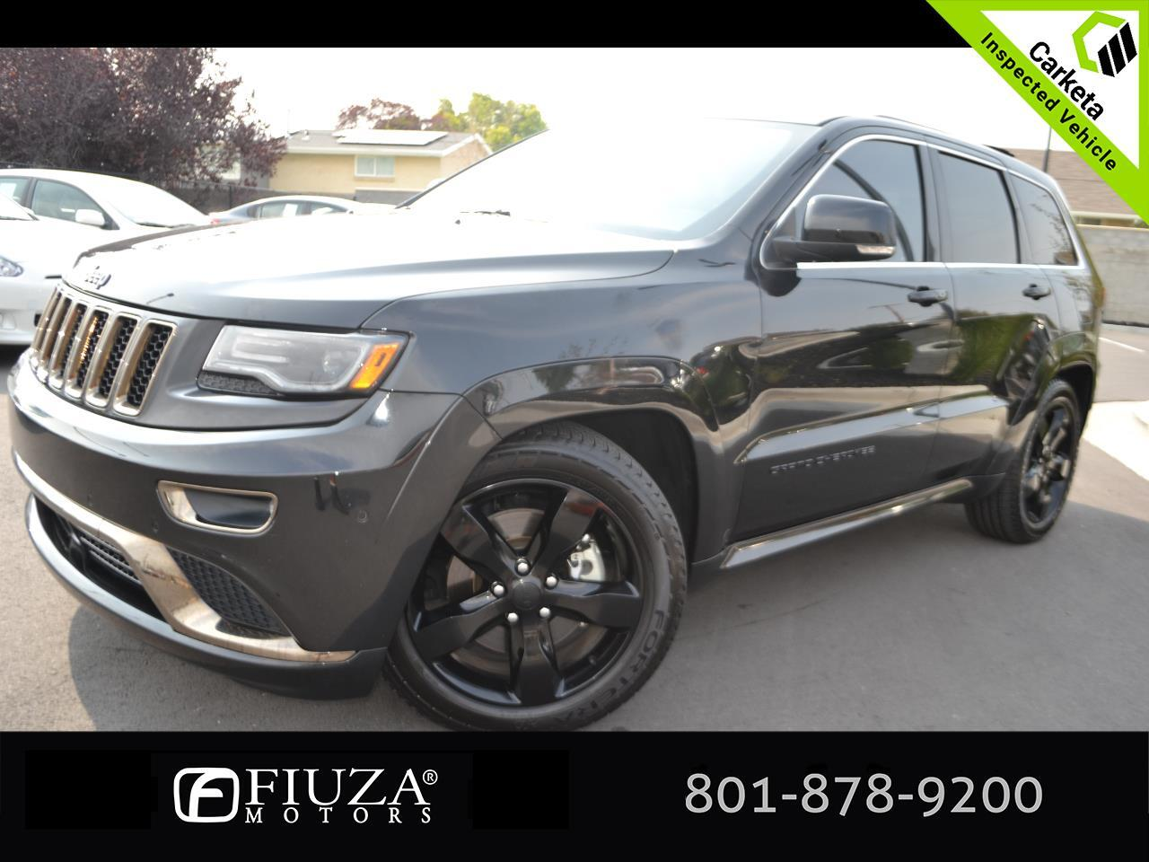 Jeep Grand Cherokee 4WD 4dr High Altitude 2015