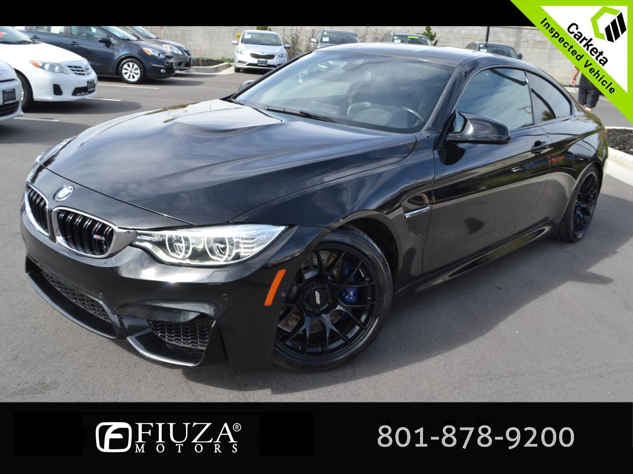 BMW M4 Coupe 2017