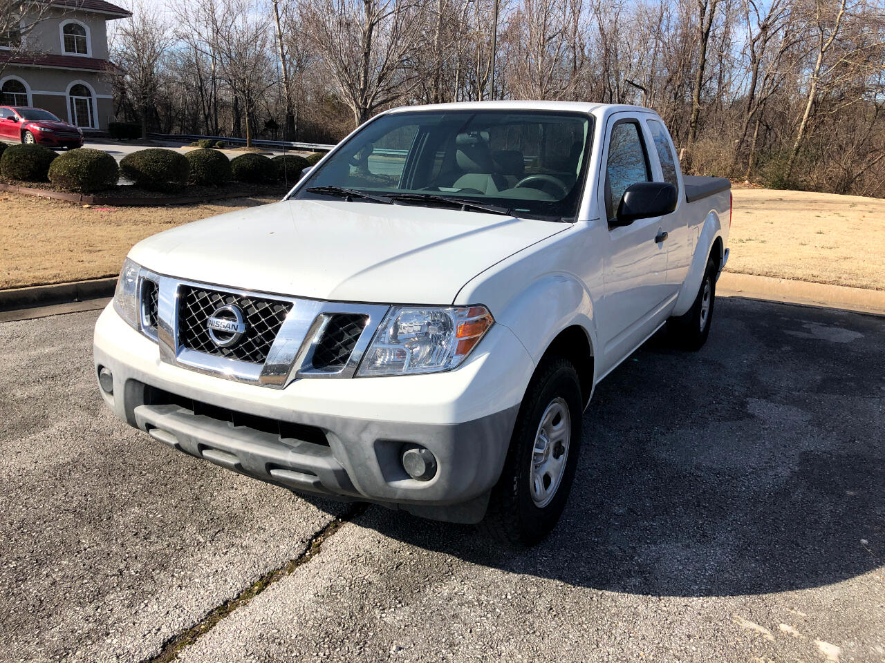 2016 Nissan Frontier S King Cab I4 5AT 2WD
