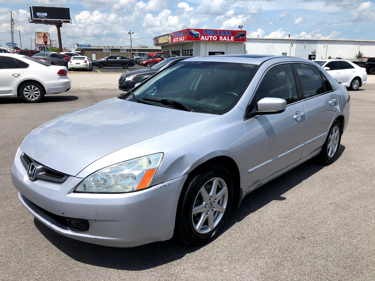 2003 Honda Accord EX-L V6 Sedan AT