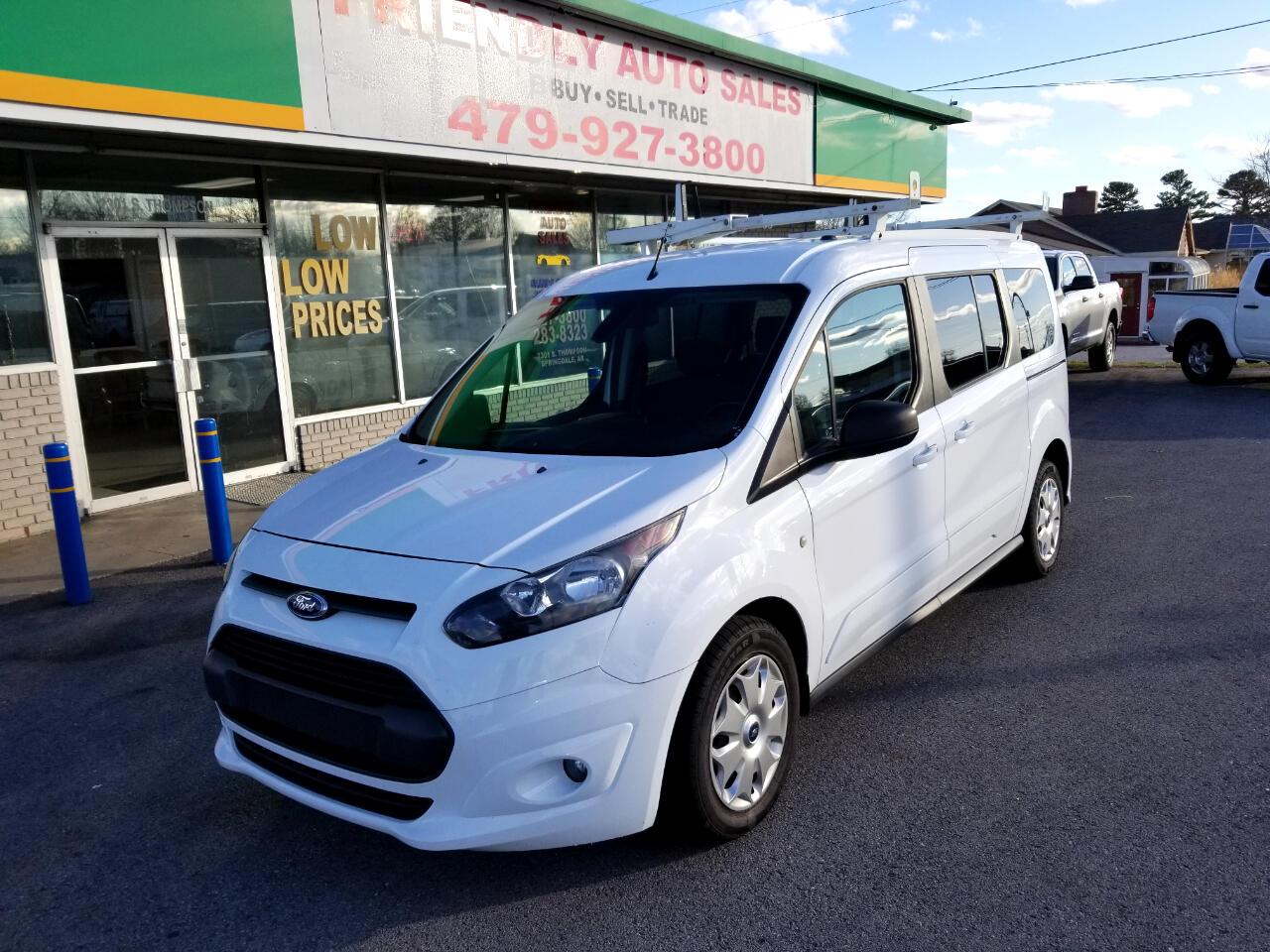 Ford Transit Connect Wagon XLT LWB 2015