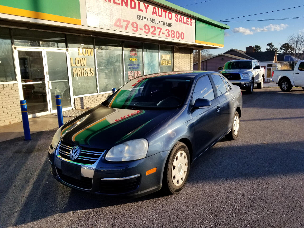 Volkswagen Jetta Value Edition 2.5L 2006