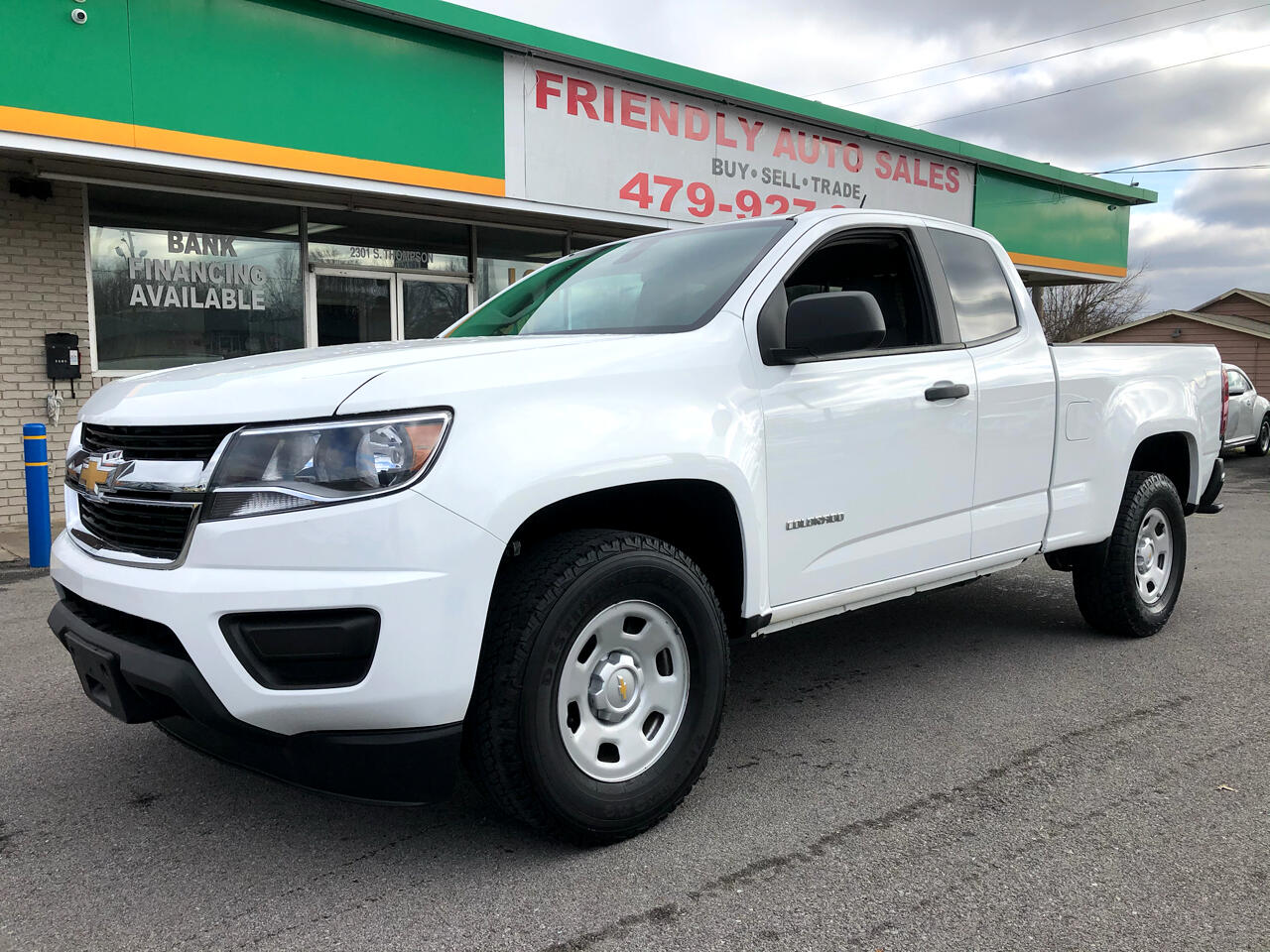 Chevrolet Colorado Work Truck Ext. Cab 2WD 2016