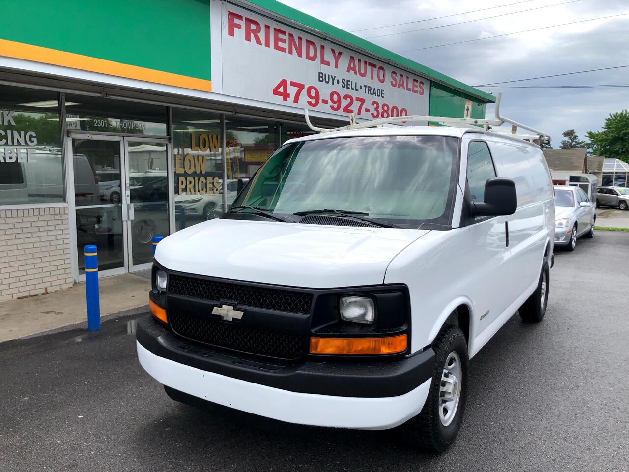 Chevrolet Express 2500 Cargo 2004