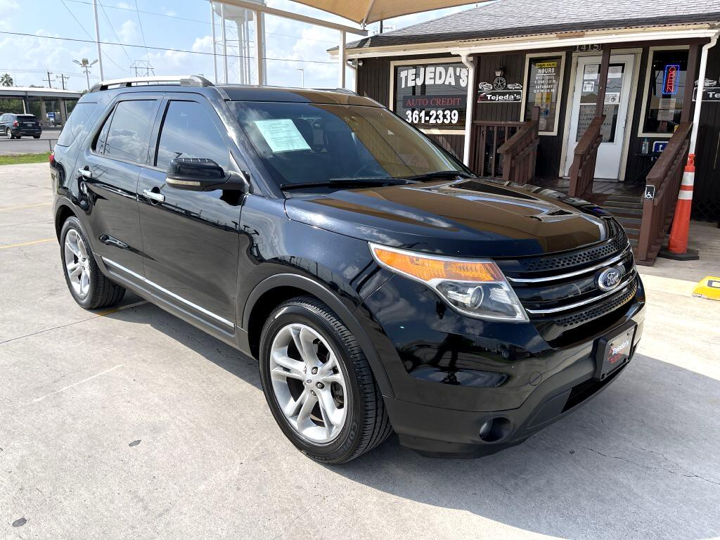 Ford Explorer Limited FWD 2012