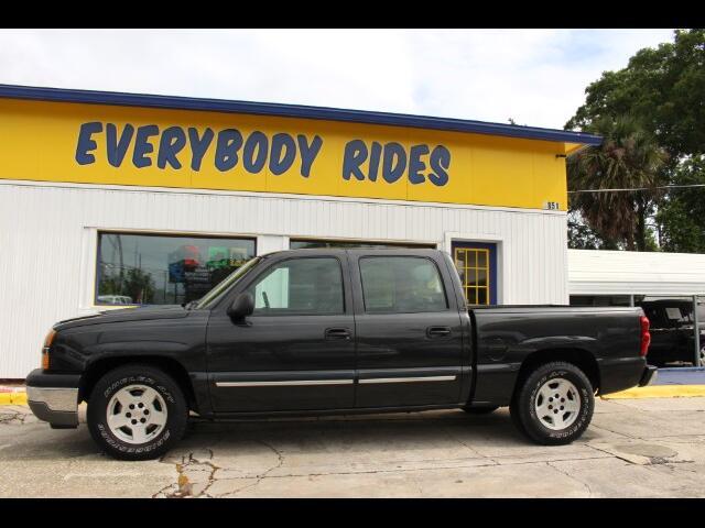2005 Chevrolet Silverado 1500 LS Ext. Cab 4-Door Short Bed 2WD