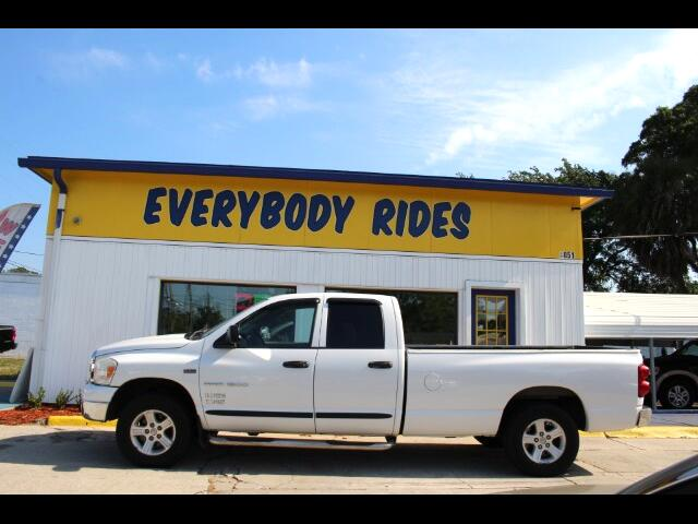 2007 Dodge Ram 1500 SLT Quad Cab Long Bed 4WD
