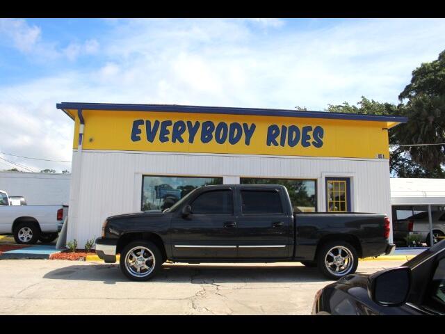 2005 Chevrolet Silverado 1500 1LT Crew Cab 2WD