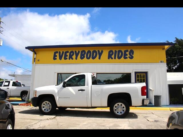 2008 Chevrolet Silverado 1500 Work Truck Std. Box 2WD