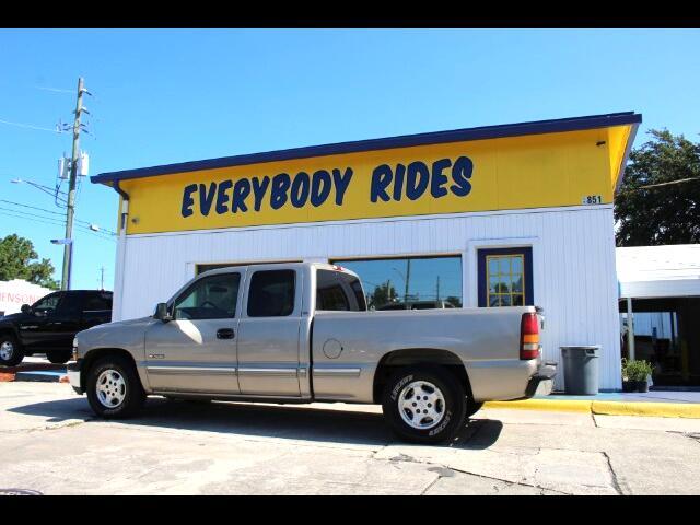 2002 Chevrolet Silverado 1500 LS Ext. Cab 2WD