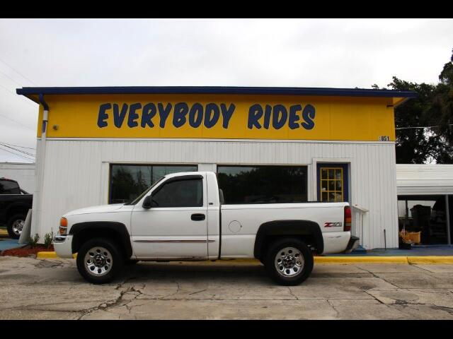 2004 GMC Sierra 1500 Short Bed 4WD