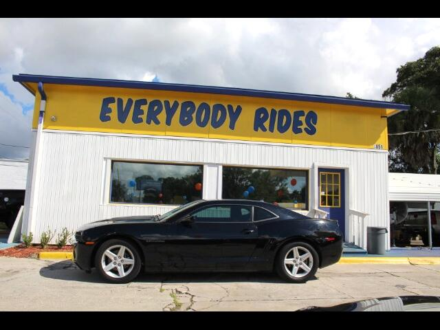 2012 Chevrolet Camaro 2dr Coupe