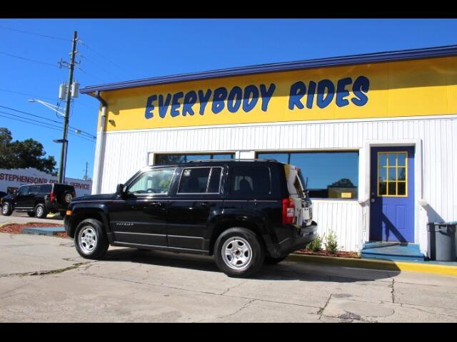 2015 Jeep Patriot 2WD