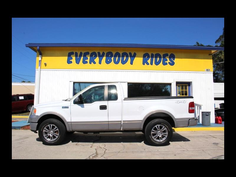 2008 Ford F-150 XL 4WD