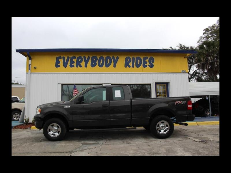 2005 Ford F-150 FX2
