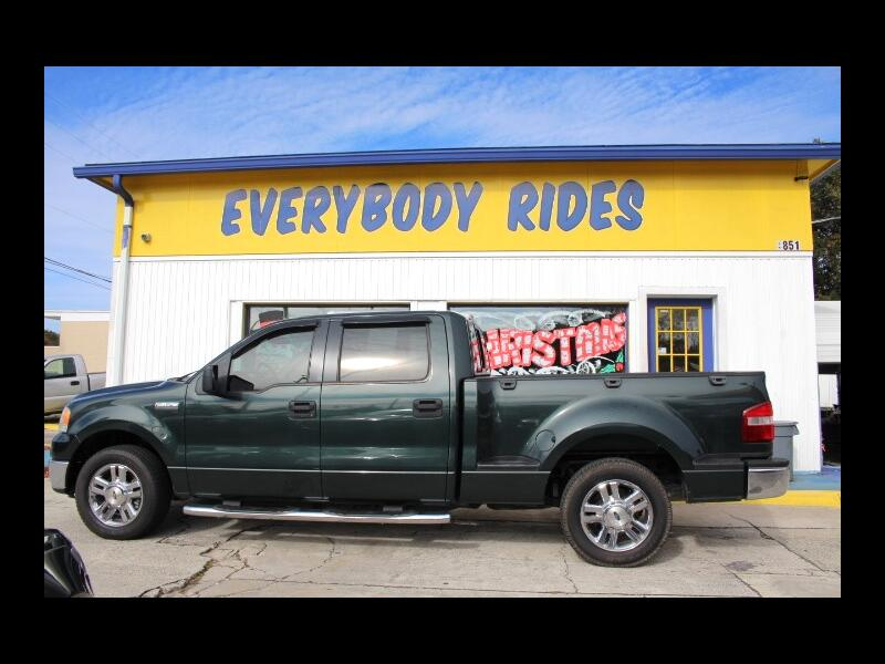 2006 Ford F-150 XLT SuperCrew 6.5-ft Box Flareside 2WD