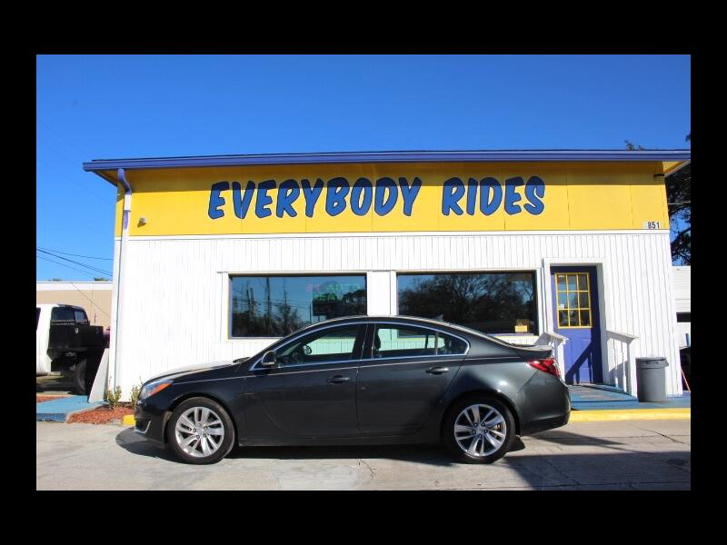 2014 Buick Regal 4dr Sdn Base