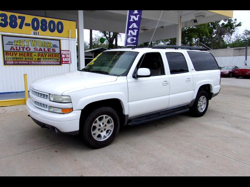 2004 Chevrolet Suburban 4dr 1500 4WD Z71 Off Road
