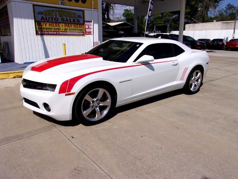 2012 Chevrolet Camaro RS