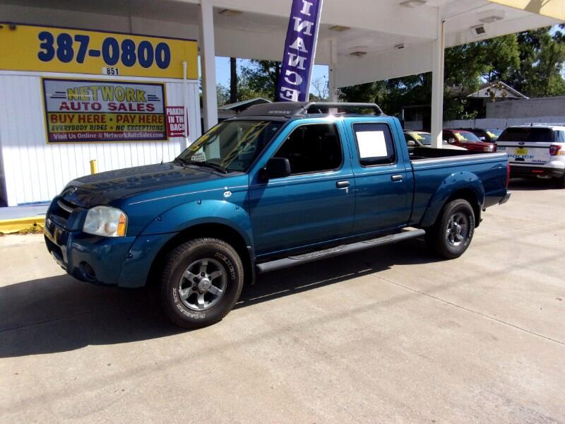2004 Nissan Frontier XE