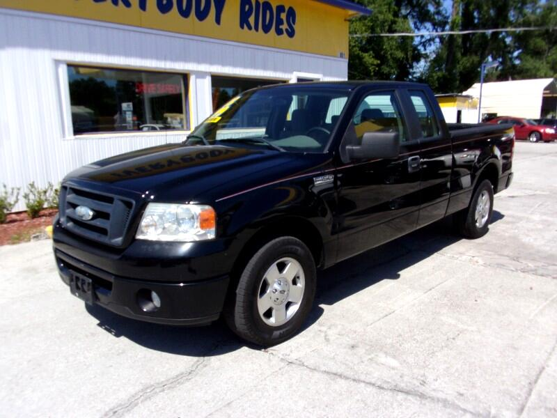 2008 Ford F-150 STX SuperCab 2WD